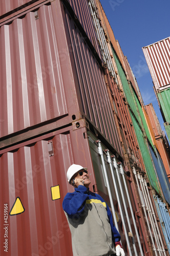 engineer in container-port business idea