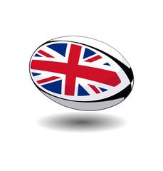 ballon de rugby Angleterre