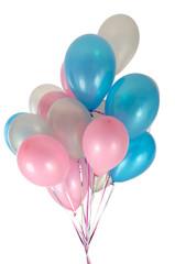 Balloons in strings