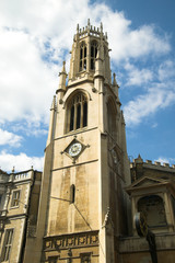 St. Dunstan In The West, London Church