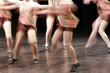 Leinwanddruck Bild - Dance