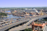 Fototapety Szczecin Cityscape