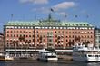 Historisches Gebäude in Stockholm