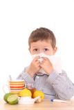 sick child poster