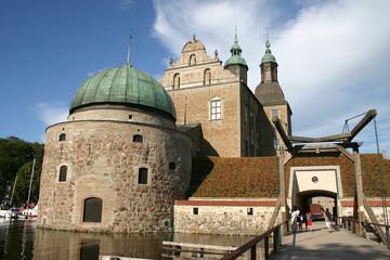 Schloss Vadstena in Schweden