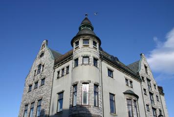 Geschäftshaus in Alesund