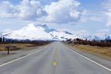 Highway through Alaska poster
