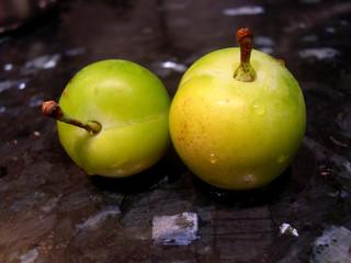 ciruelas fruta