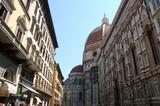 Face au dôme de Florence poster