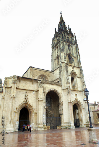 Catedral de Oviedo - OVIEDO - Asturias - 4289325