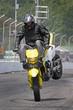 Постер, плакат: Moto Stunt