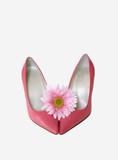 Pink High Heels poster