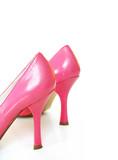 Hot Pink High Heels poster