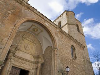 Iglesia Parroquial de Santiago Apóstol -San Clemente- Cuenca