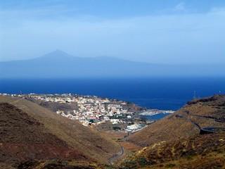 La Gomera (mit Blick auf Teneriffa)