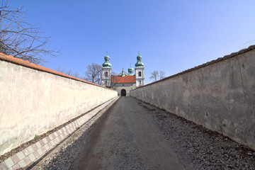 convent of kamedul - cracow - poland