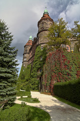 Castle  - ksiaz - Poland