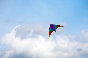 Lenkdrachen Wolkenhimmel 4