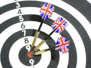 3 darts
