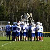 Lacrosse Team Spirit poster