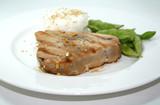 Grilled Tuna Steak poster
