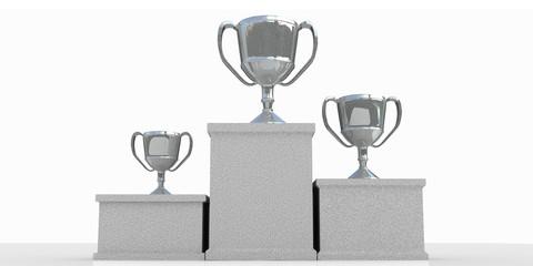 tres primeros puestos