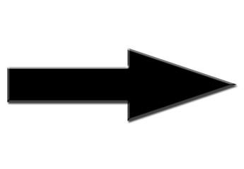 freccia nera