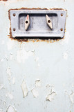 old ragged paint grunge  background with switch poster