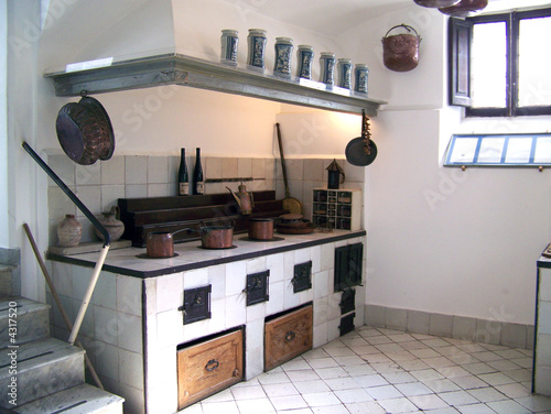 cuisine ancienne