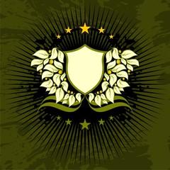background shield