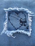 Denim Heart 3 poster