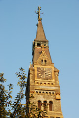 Healy Hall Clock Tower at Georgetown University