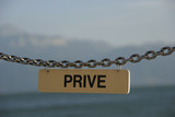 Fototapety Private beach