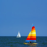 Fototapety colorful sails