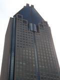 Skyscraper in Montreal, Canada poster