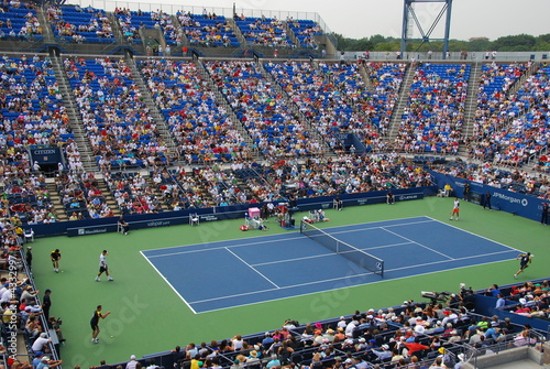 us open tennis stadium - 4332997