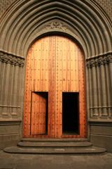 puertas del cielo: portico de arucas en gran canaria