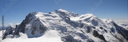 Panoramique Mont Blanc © marité74