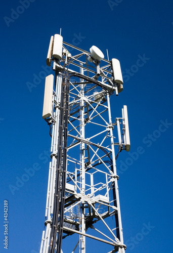 Cell Phone Radio Antenna