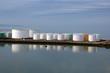 Oil storage tanks 2