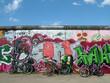 Leinwandbild Motiv Berlin Wall West-Side