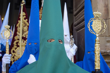 Semana Santa (Holy week) in Spain