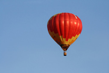Hot-air balloon