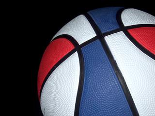 Basketball game ball