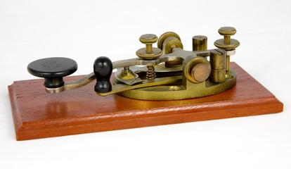 Vintage American-Style  Morse Key