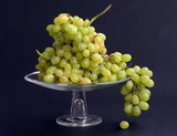 clusters of light sweet grapesgrapes poster
