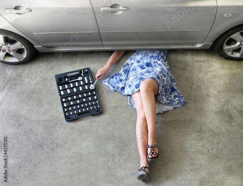 Car repair - 4355105
