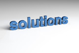 solutions poster