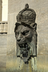 Lion Head Fountain 1