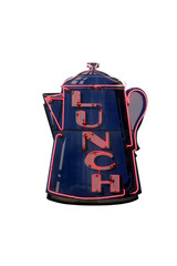 Lunch Sign isolated